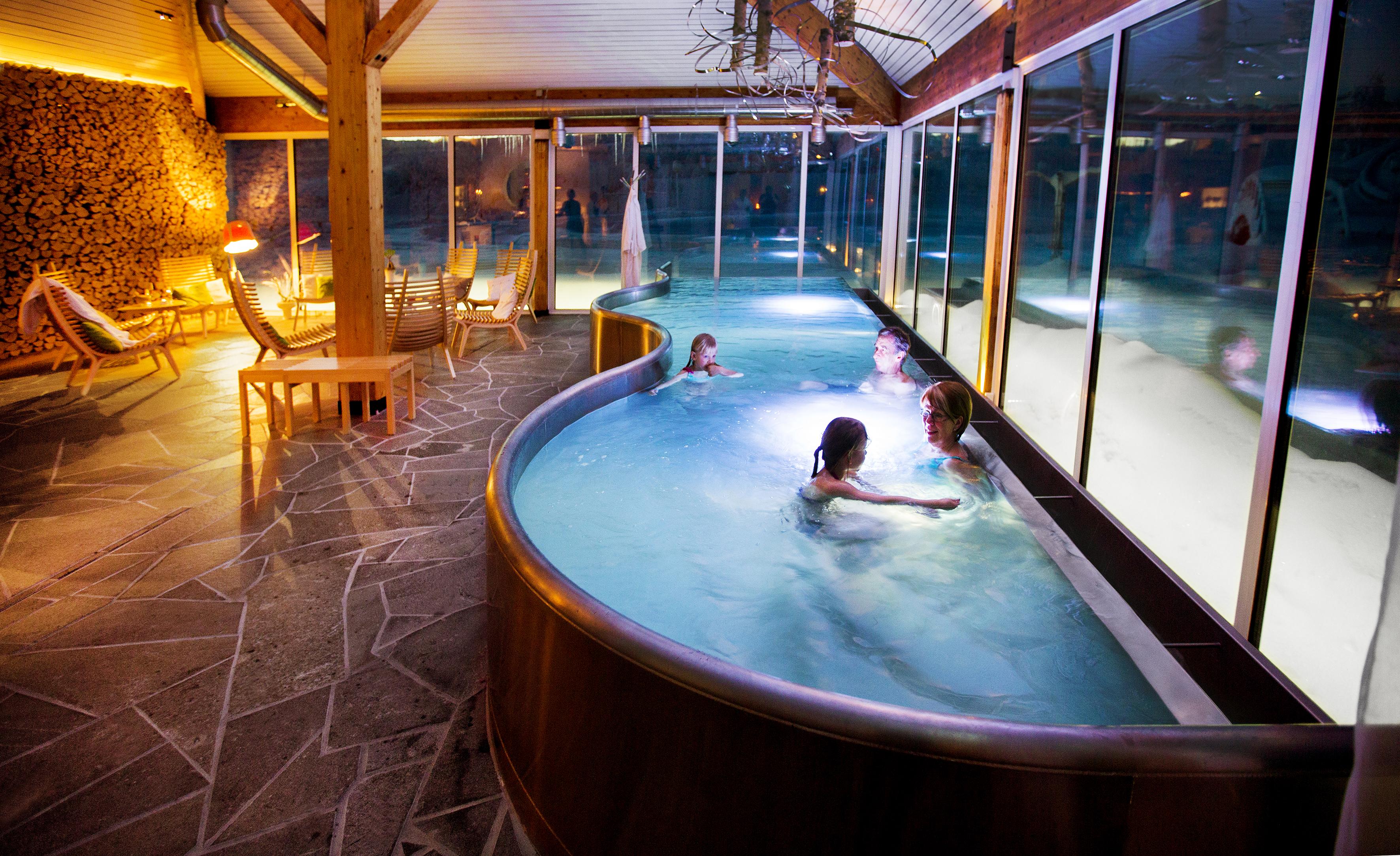 Aurora Spa Nordic Experience
