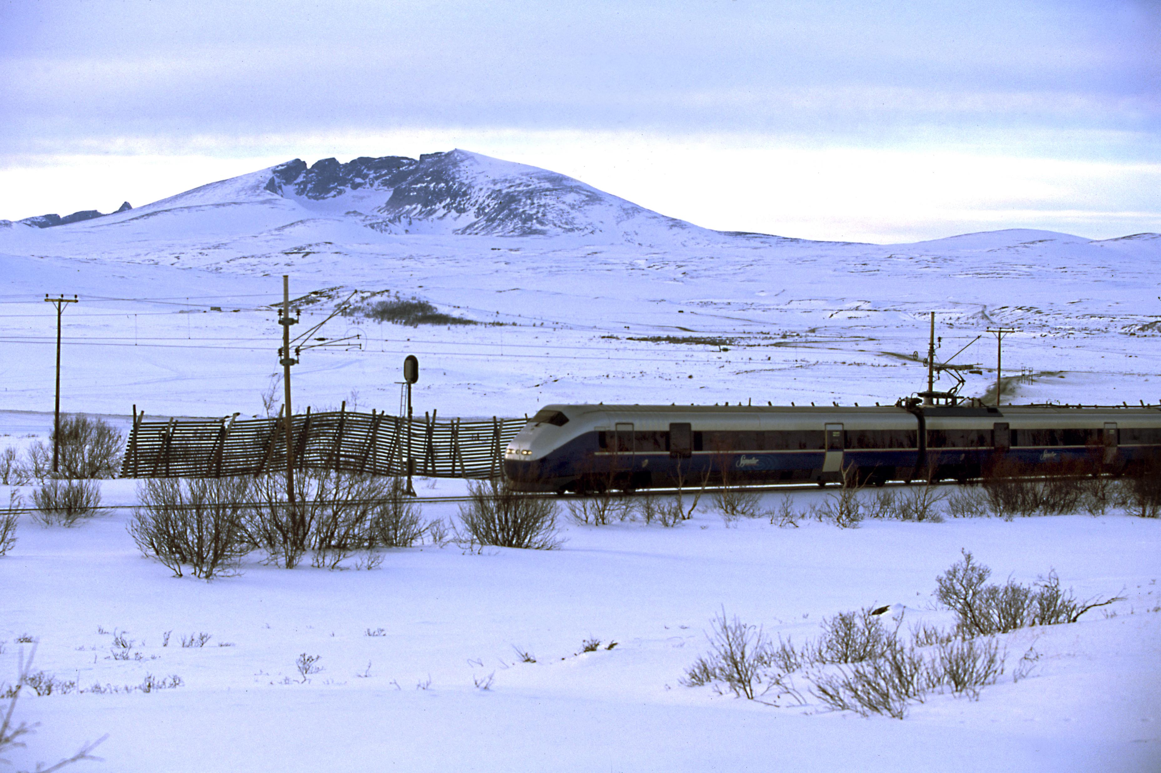 Dovre Railway