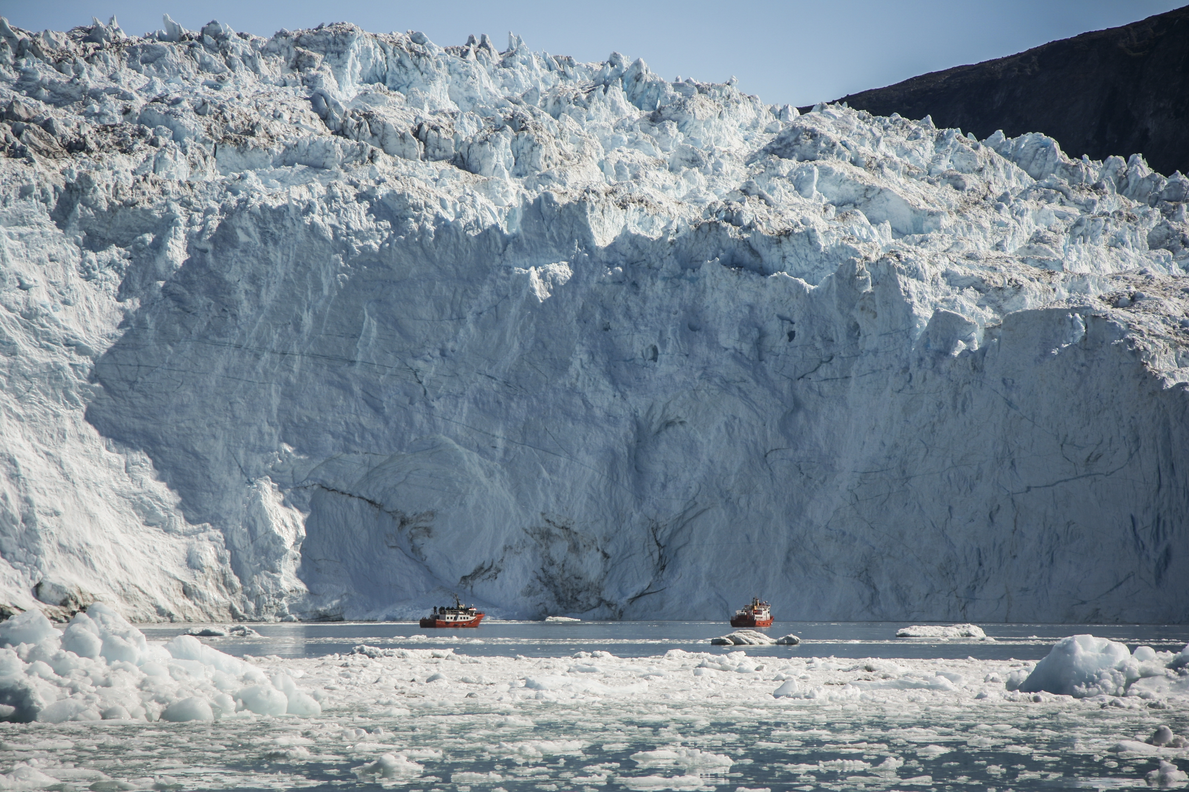 Eqi Glacier - Greenland
