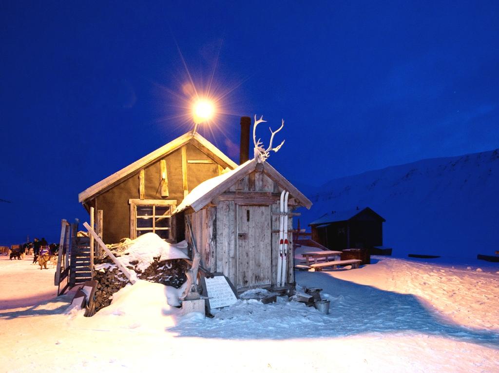 Wilderness Camp Spitsbergen