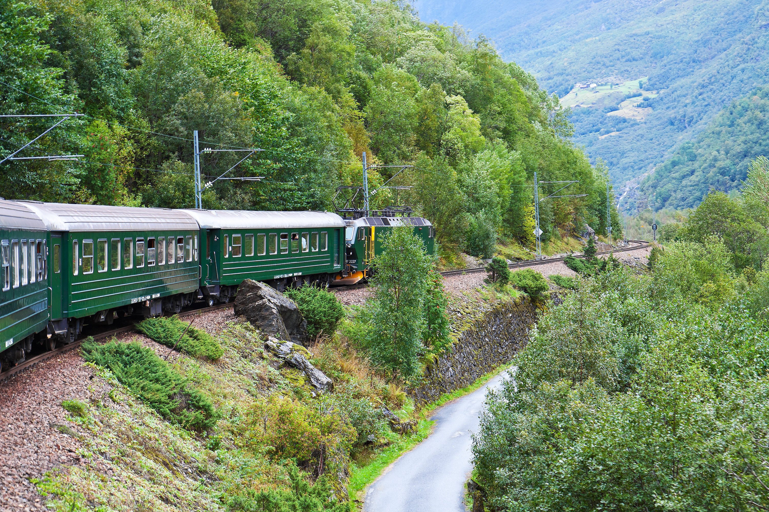 Flam Mountain Railway