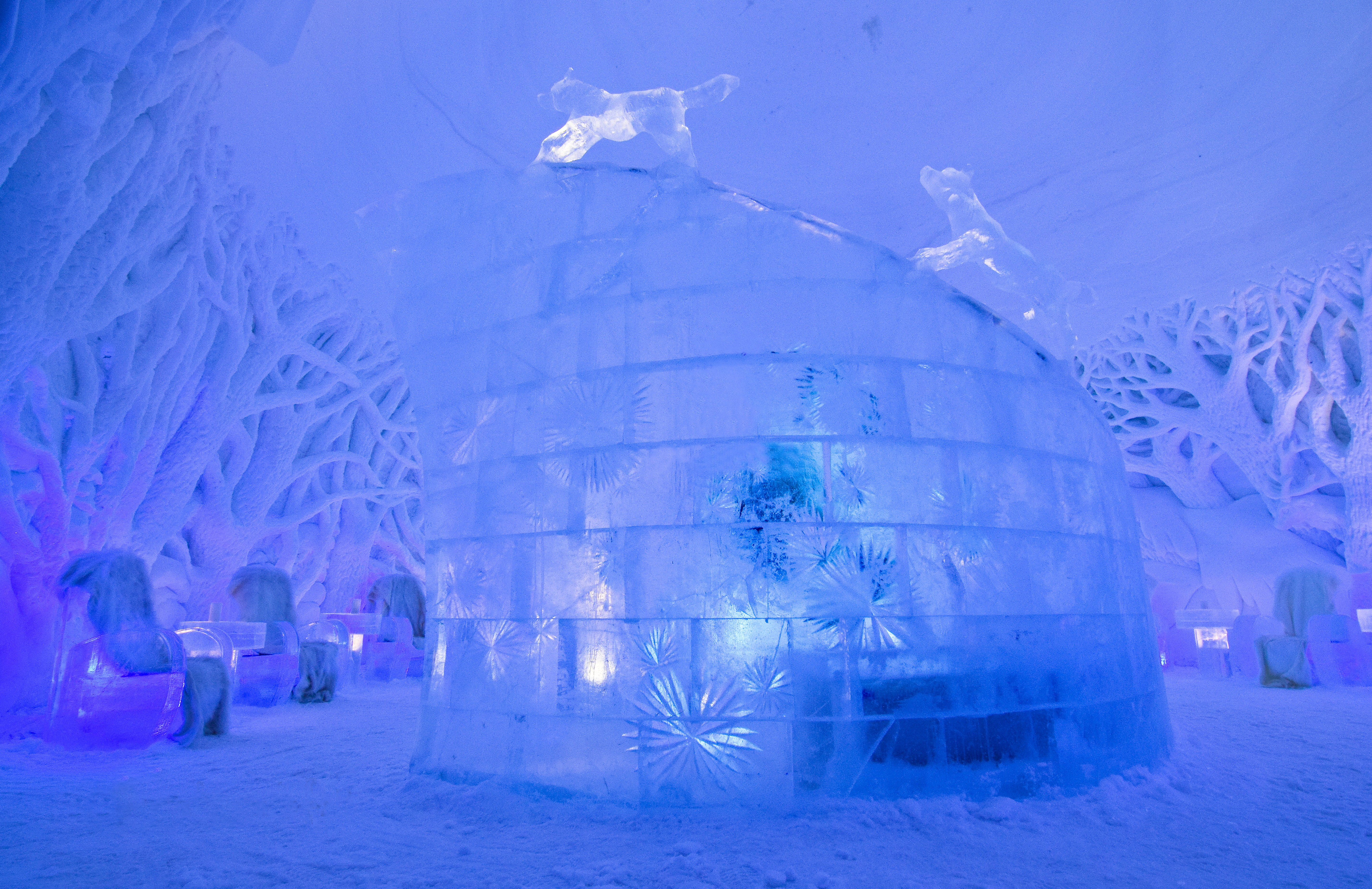 Visit The New Tromso Ice Domes Nordic Experience