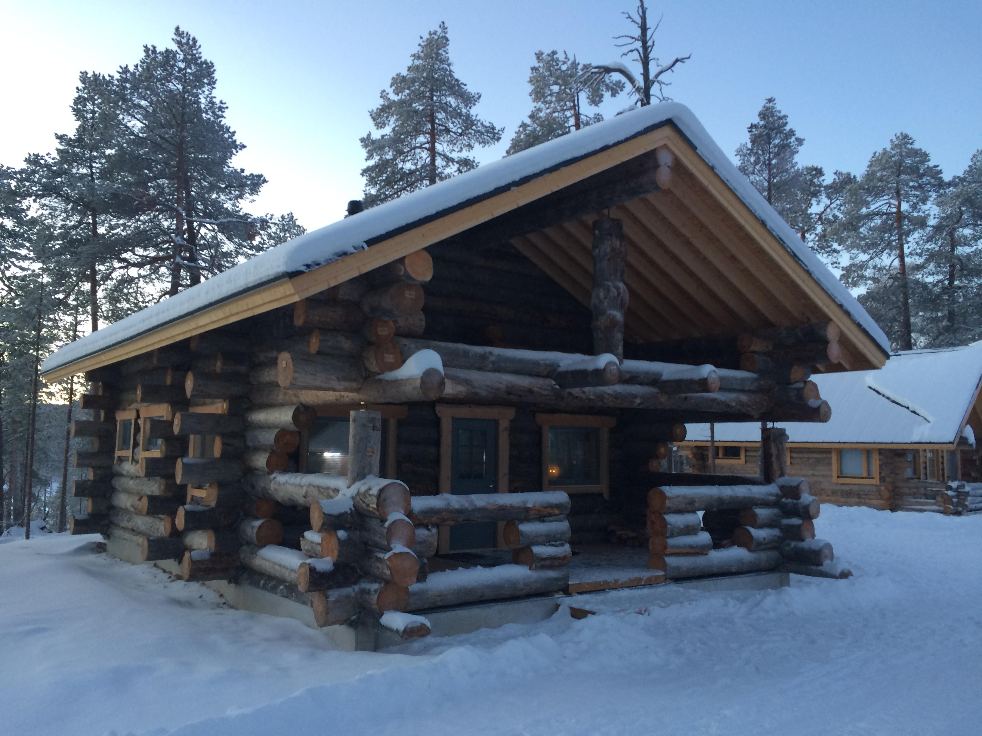Nellim Wilderness Lodge - Cabins