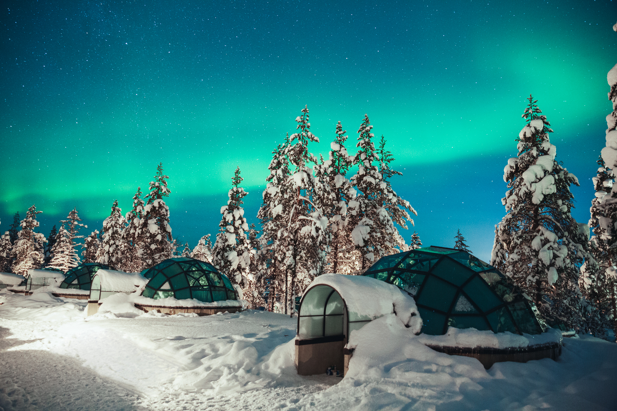 Unique Accommodation | Nordic Experience