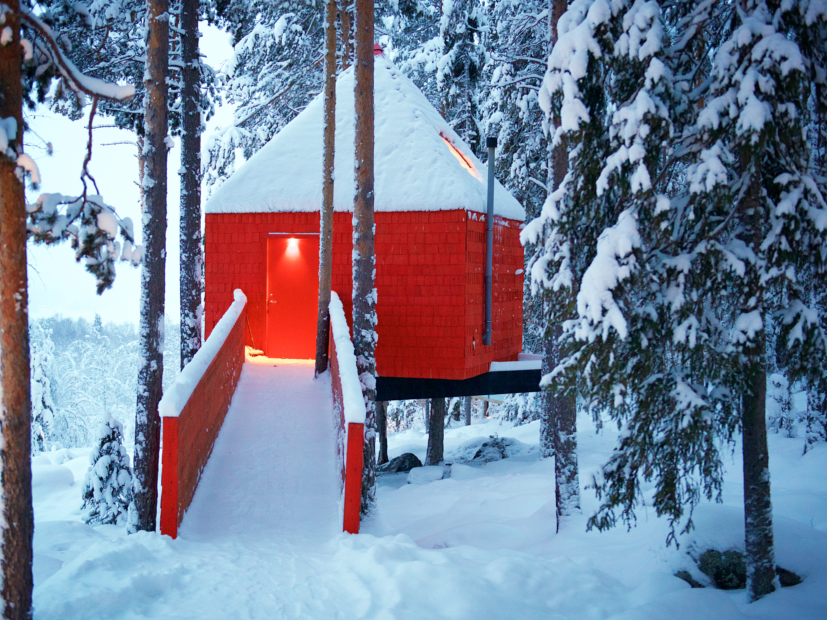 A Room With Magnificent Views Nordic Experience