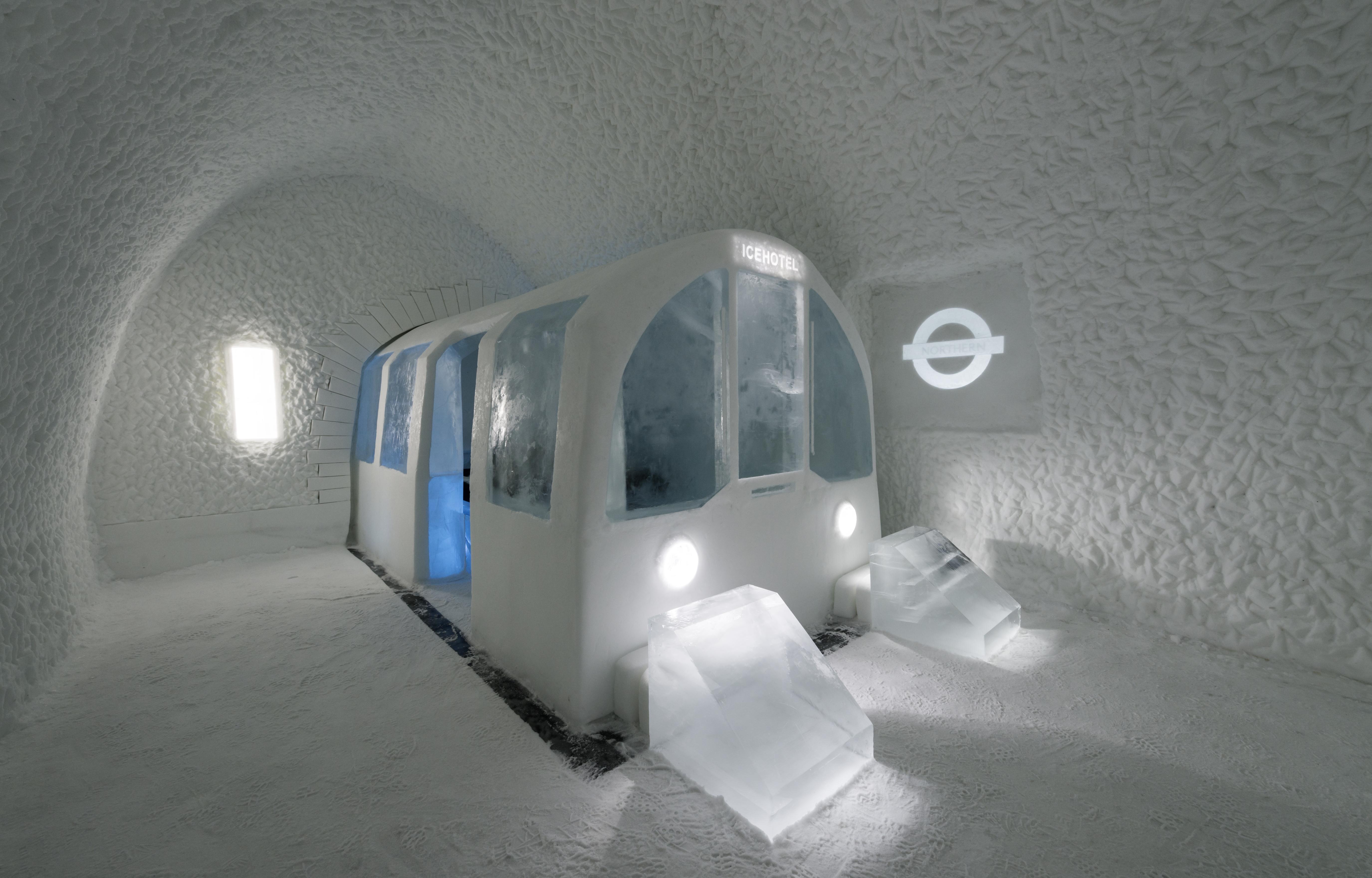 ICEHOTEL - Sweden