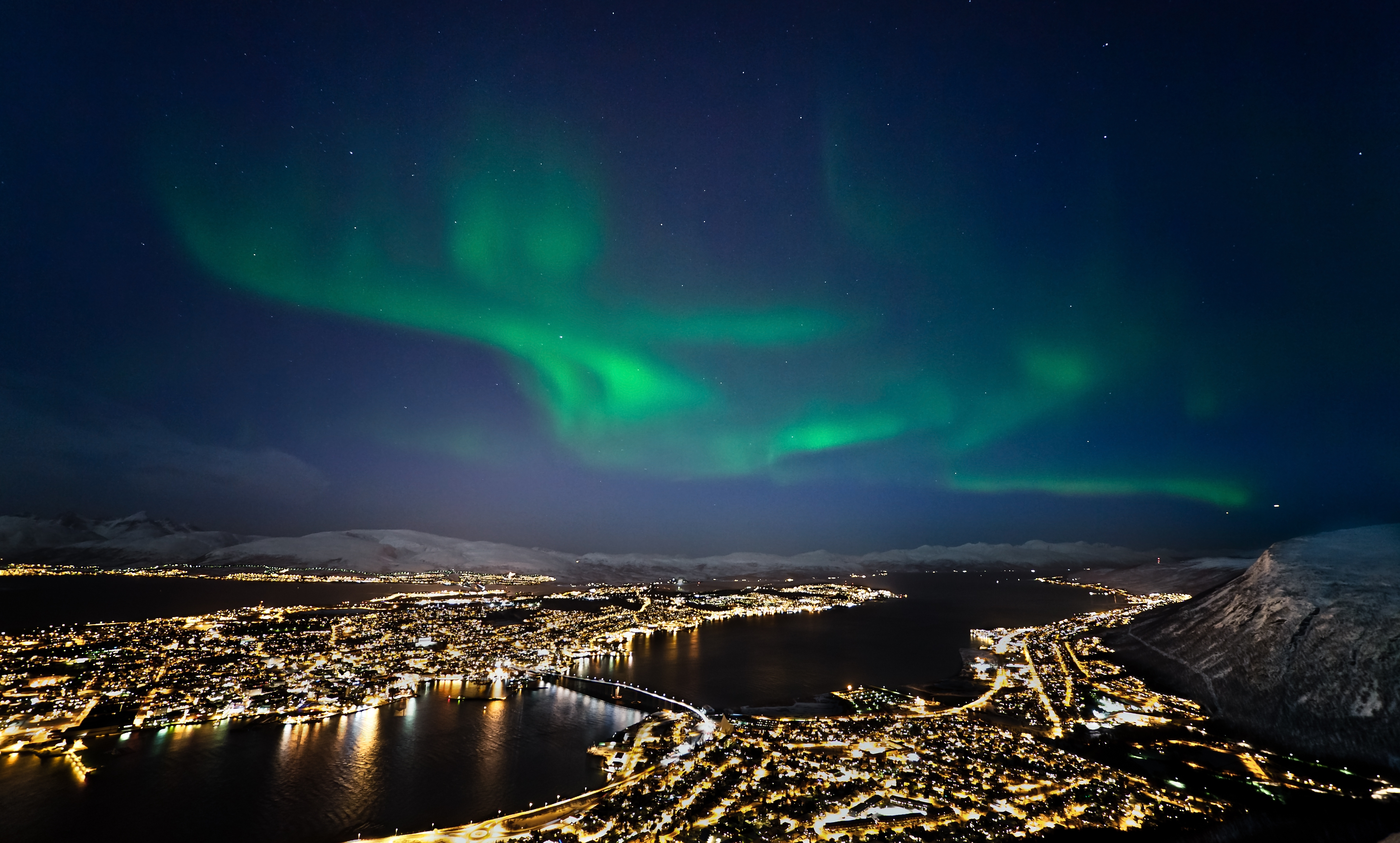 Northern Lights Search - Tromso