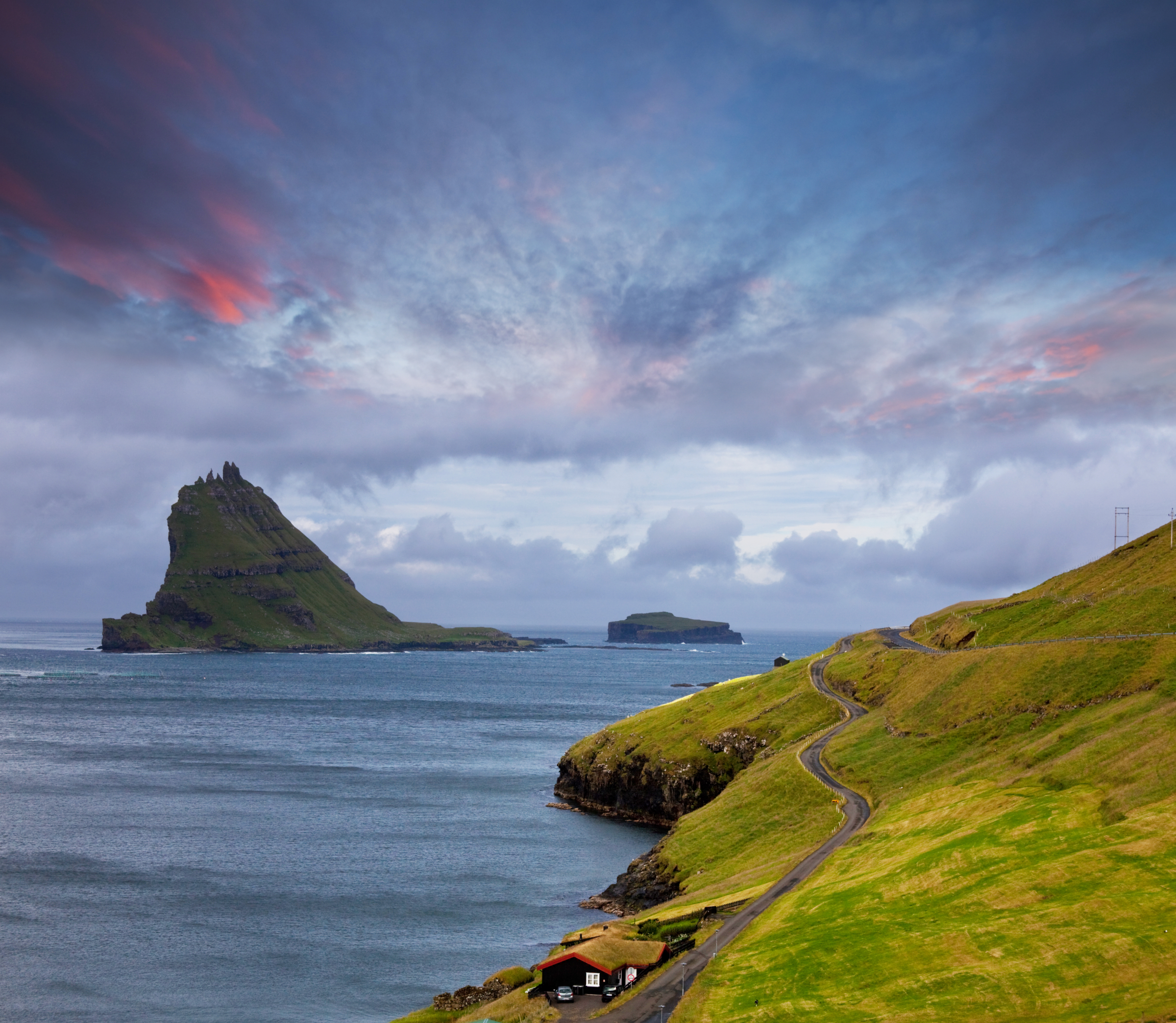 Dramatic Scenery - Faroe Islands