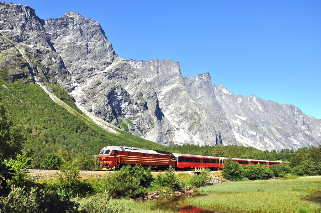 Travel Through Magnificent Nature Nordic Experience