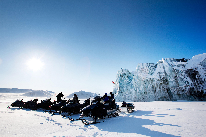 Glaciers Svalbard