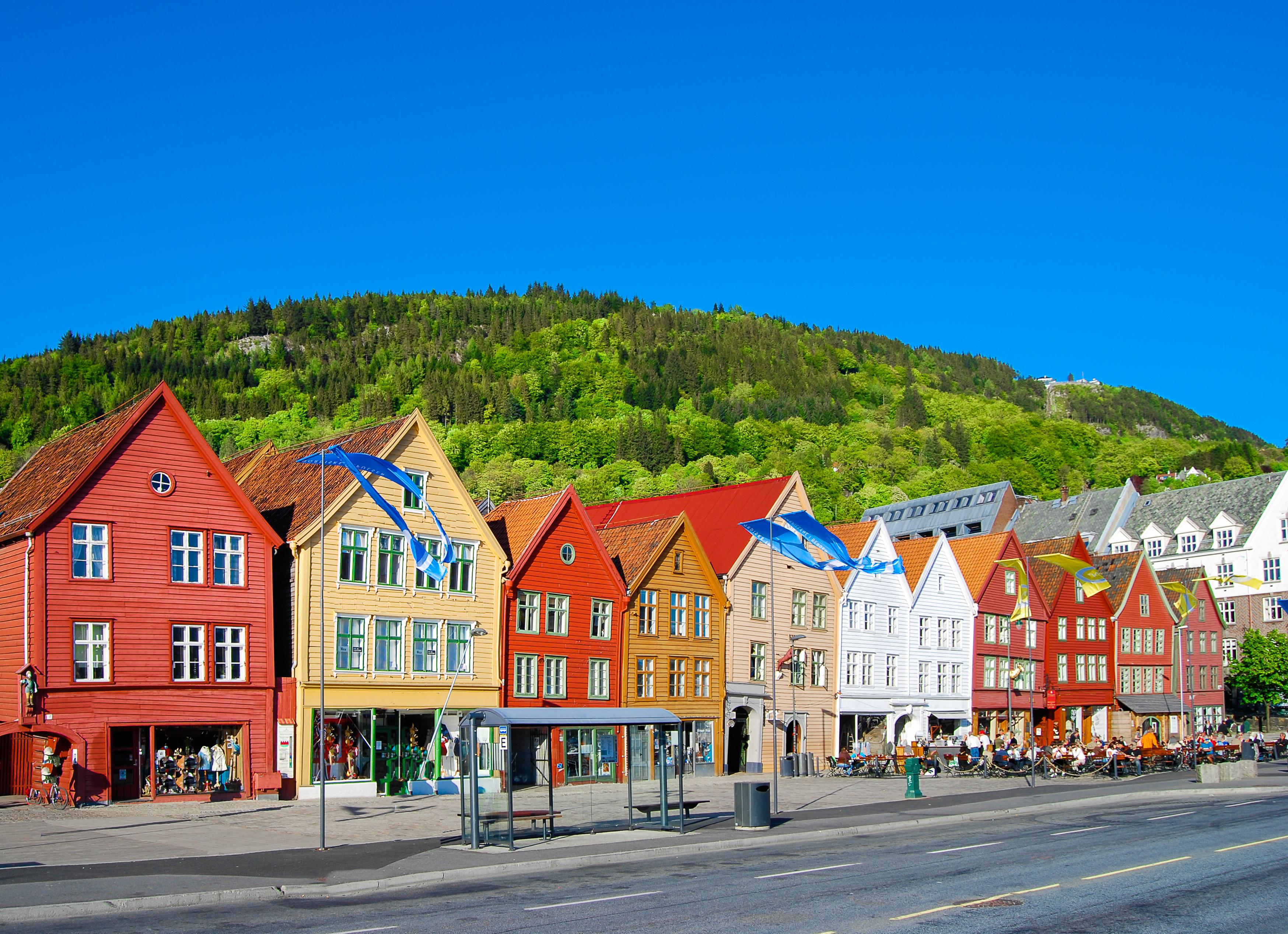 Summer In Bergen Nordic Experience